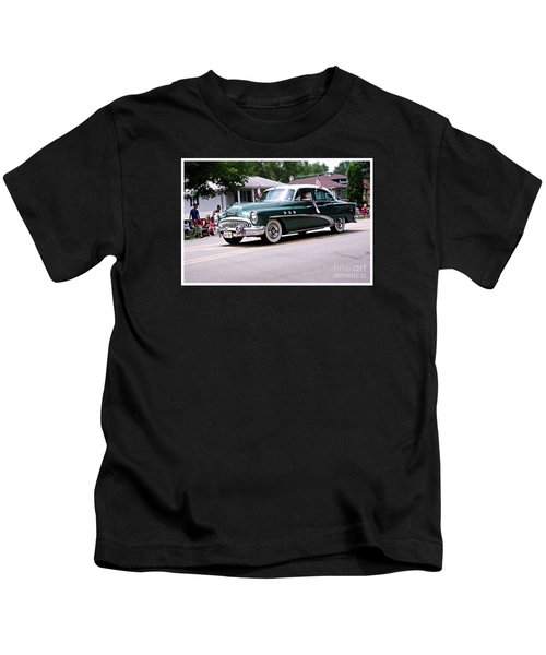 1953 Buick Special Kids T-Shirt