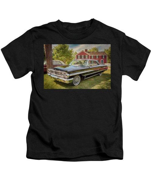 1964 Ford Galaxie 500 Xl Kids T-Shirt