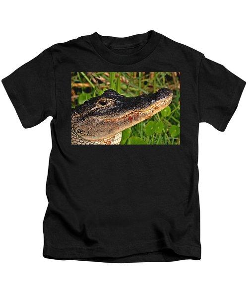 American Alligator Kids T-Shirt