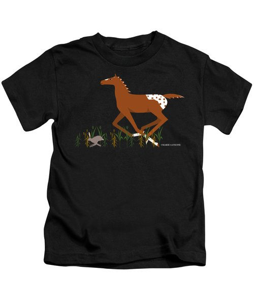 Appy Foal Kids T-Shirt