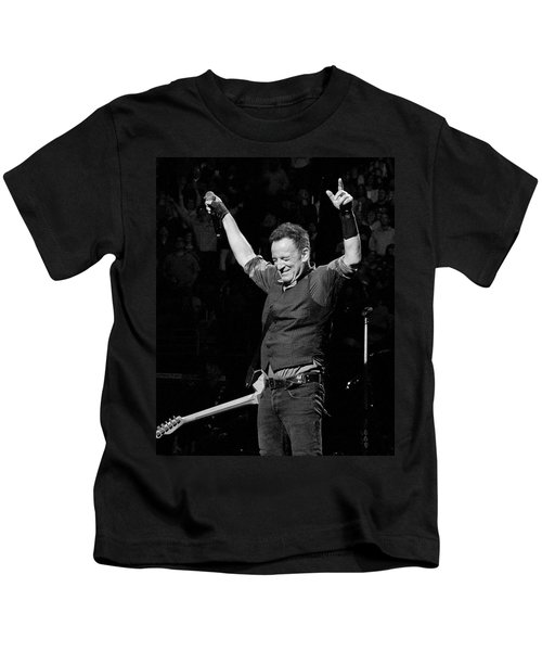 Bruce Springsteen Kids T-Shirt