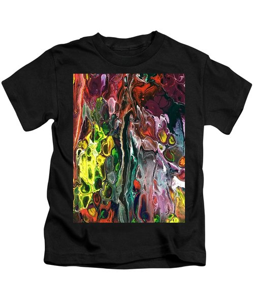 Detail Of Auto Body Paint Technician 3 Kids T-Shirt