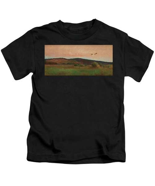 Eurasian Woodcocks Kids T-Shirt