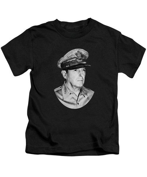 General Macarthur Kids T-Shirt