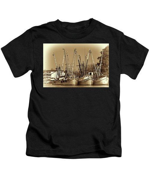 Georgetown Shrimpers Kids T-Shirt