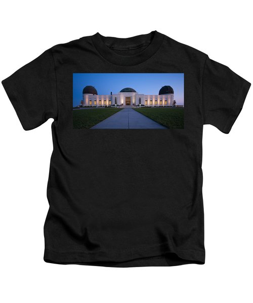 Griffith Observatory Kids T-Shirt