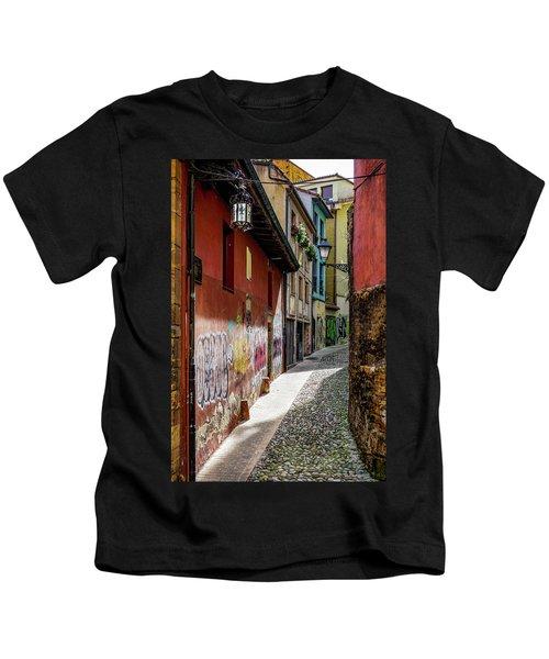 Historic Downtown Kids T-Shirt