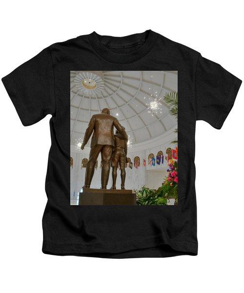Milton Hershey And The Boy Kids T-Shirt