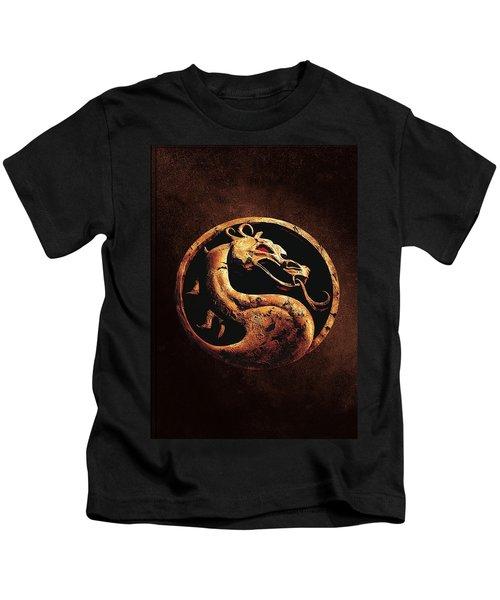 Mortal Kombat 1995  Kids T-Shirt