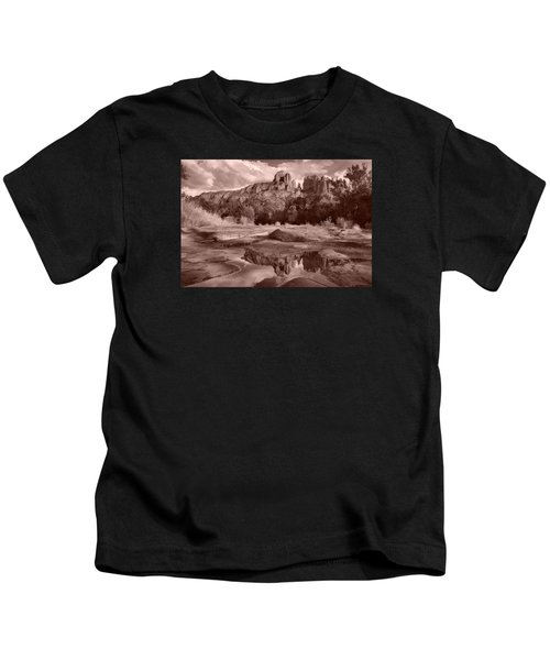 Nature's Cathedral Kids T-Shirt