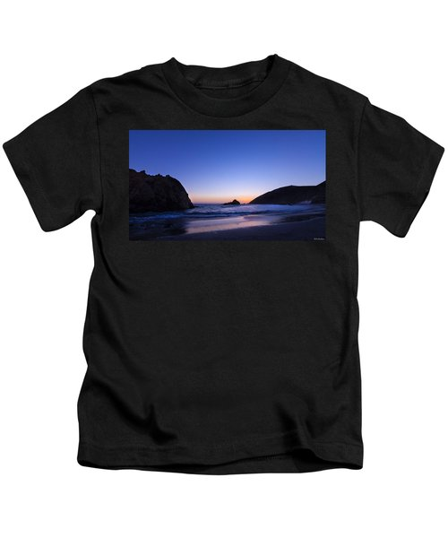 Pfeiffer Beach Kids T-Shirt