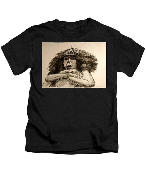 Portrait Kids T-Shirt