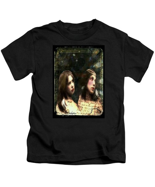 Two Sisters Kids T-Shirt