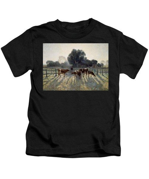 Spring Frost Kids T-Shirt