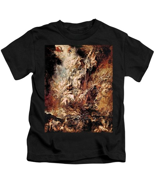 The Fall Of The Damned Kids T-Shirt