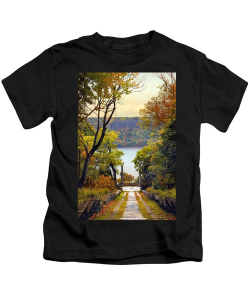 The Vista Steps Kids T-Shirt