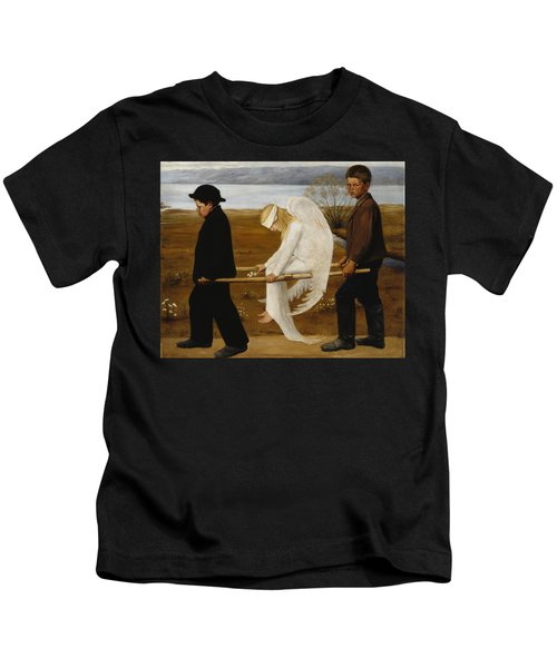 The Wounded Angel Kids T-Shirt