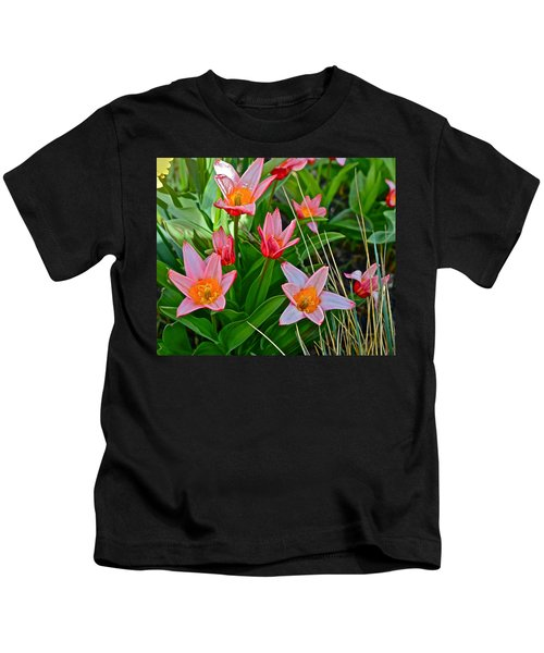 2016 Acewood Tulips 2 Kids T-Shirt