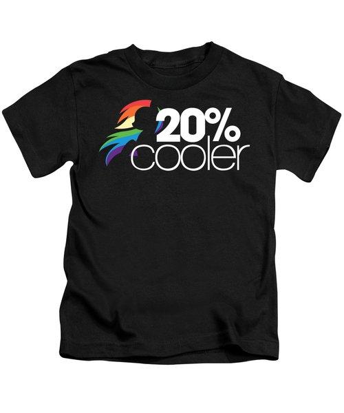 20percent Cooler Kids T-Shirt