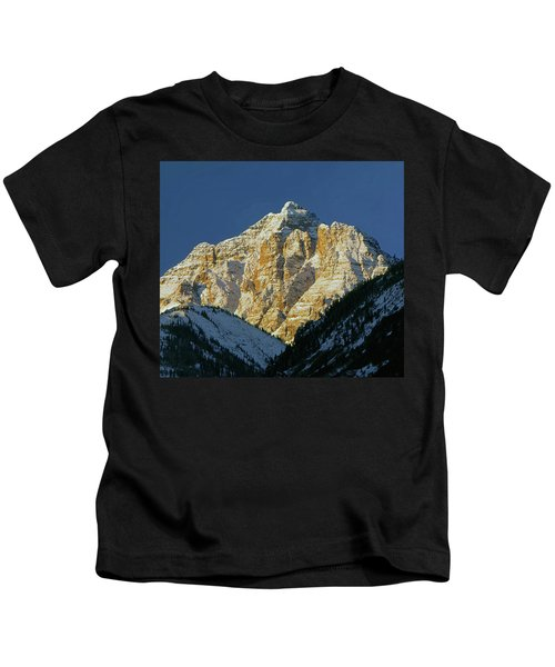 210418 Pyramid Peak Kids T-Shirt