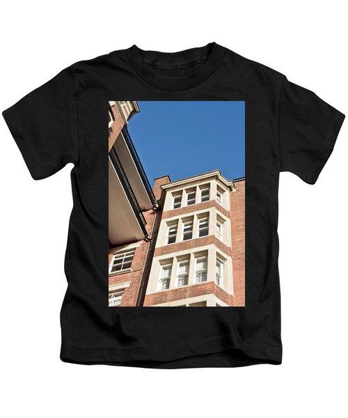 Apartment Building Kids T-Shirt