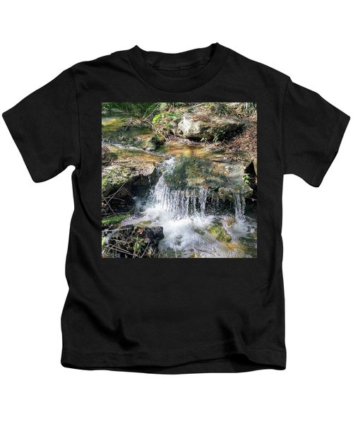 Mini Waterfall Kids T-Shirt