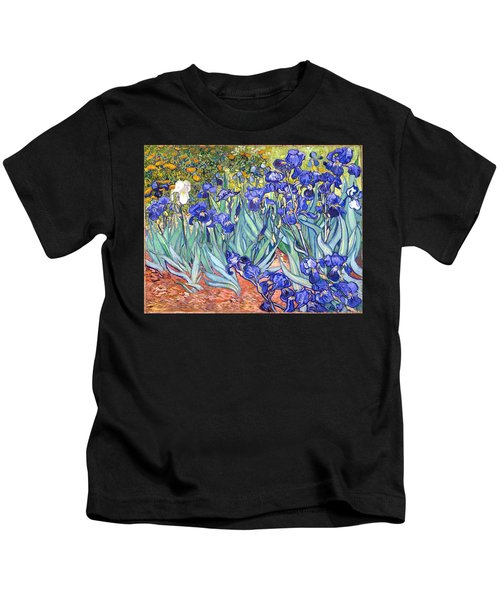 Irises Kids T-Shirt
