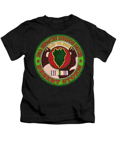 24th Id Kids T-Shirt