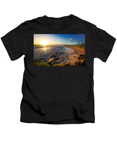 3 Degrees Below The Sun Kids T-Shirt