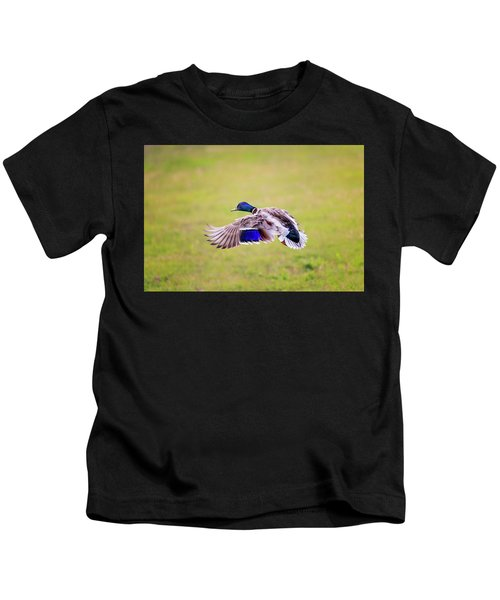 Duck-drake Kids T-Shirt