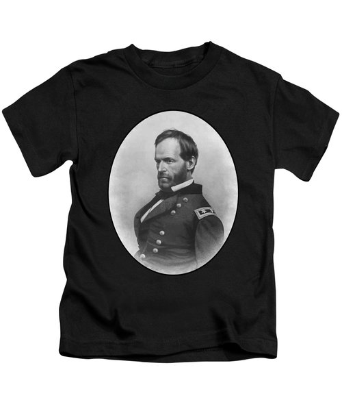 General Sherman Kids T-Shirt
