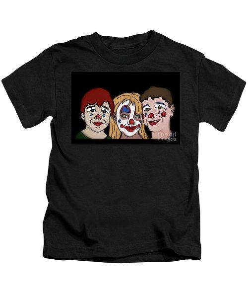 3 Jesters Kids T-Shirt