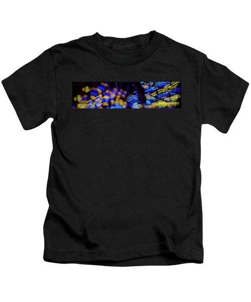 Singapore Night Urban City Light - Series - Your Singapore Kids T-Shirt
