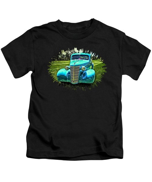 38 Chevy Coupe Kids T-Shirt