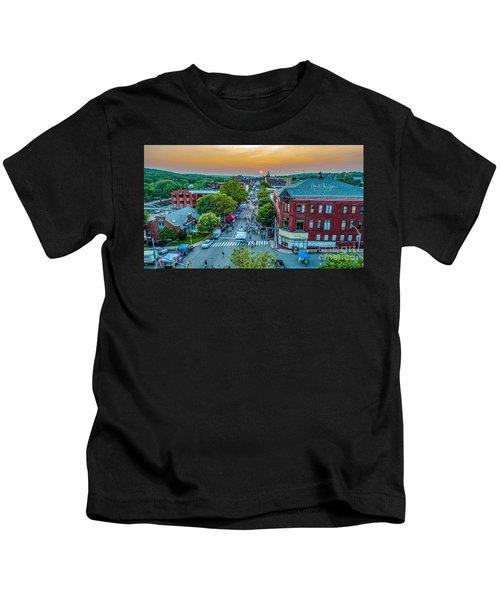 3rd Thursday Sunset Kids T-Shirt