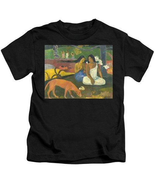 Arearea  Kids T-Shirt