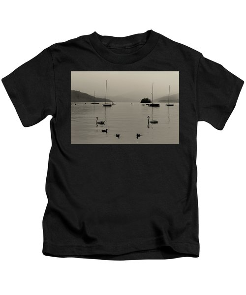 Lake Windermere Kids T-Shirt