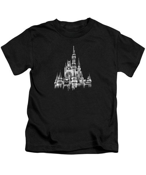 Magic Kingdom Kids T-Shirt by Art Spectrum