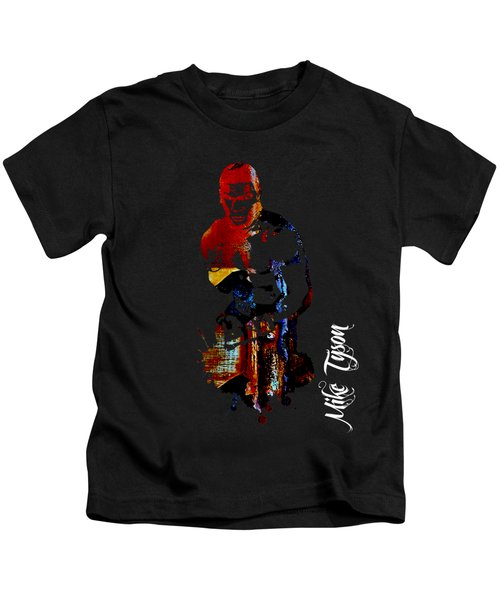 Mike Tyson Collection Kids T-Shirt