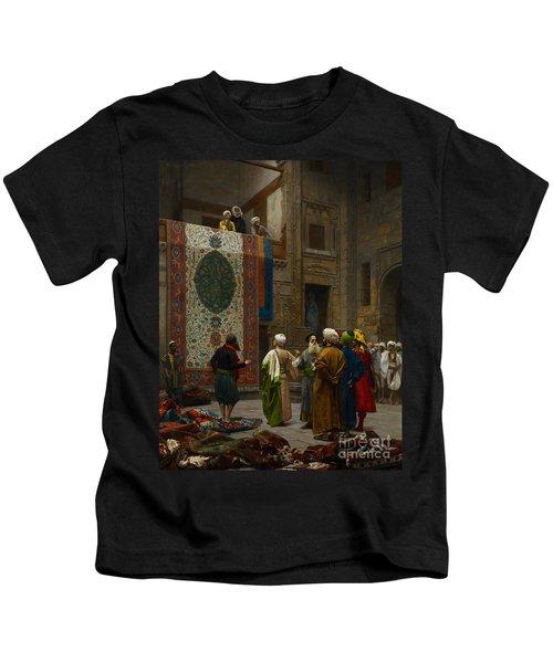 The Carpet Merchant Kids T-Shirt