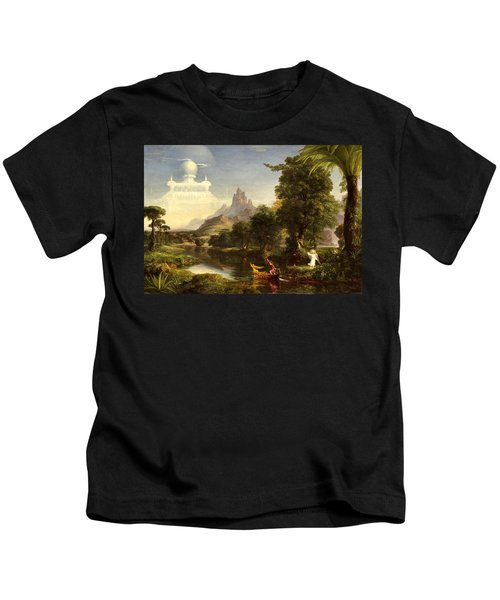 The Voyage Of Life, Youth Kids T-Shirt