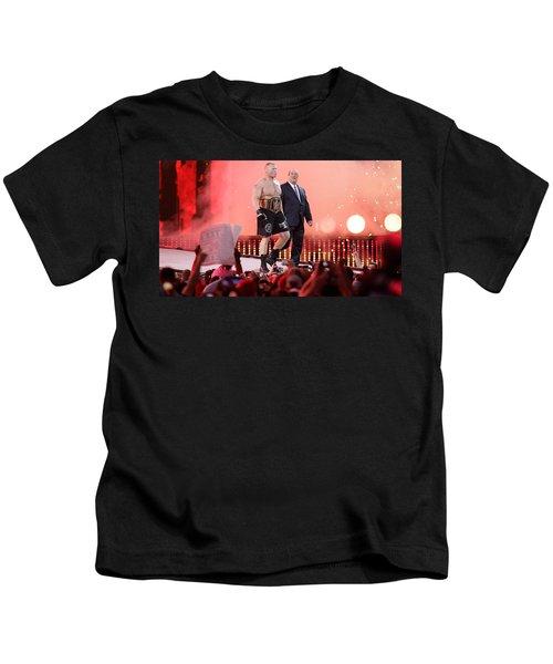 Wrestling Kids T-Shirt