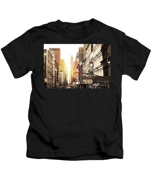 401 Broadway Kids T-Shirt