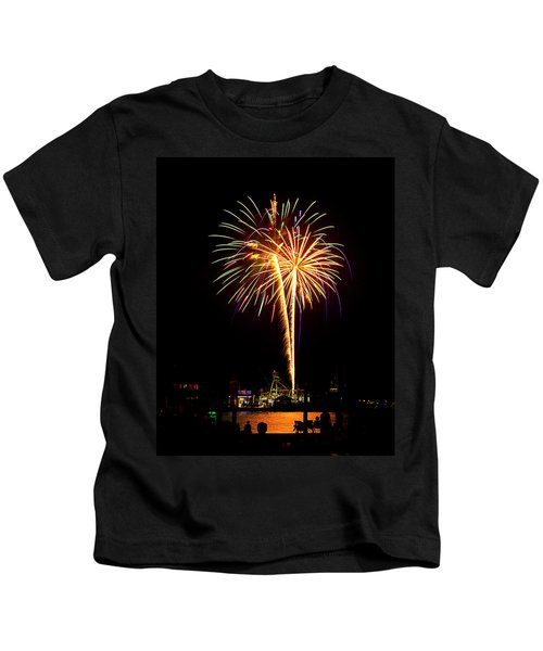 4th Of July Fireworks Kids T-Shirt