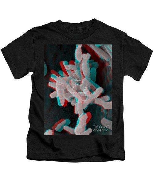 Agrobacterium Tumefaciens Kids T-Shirt