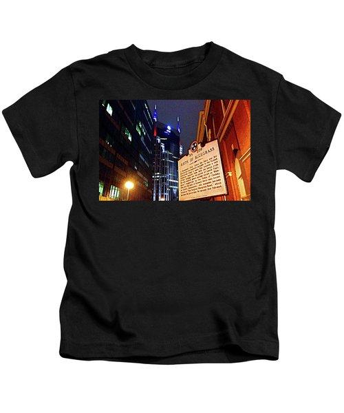 Producer/director/photographer Kids T-Shirt
