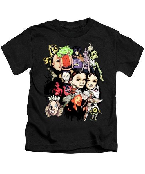 90s Albums Kids T-Shirt