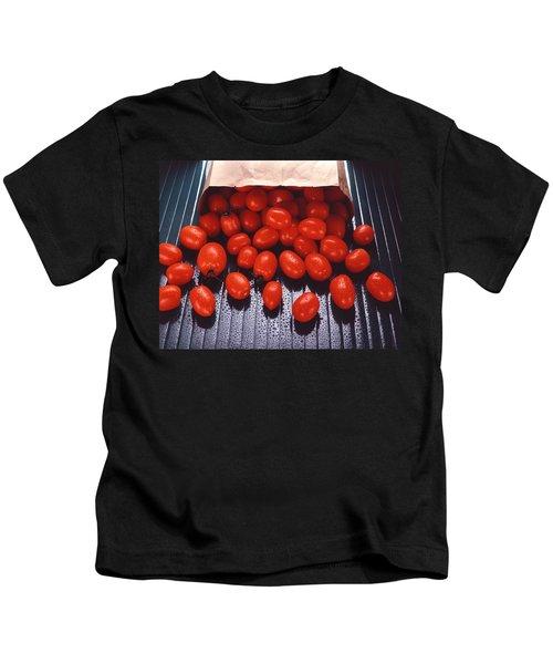 A Bag Of Tomatoes Kids T-Shirt
