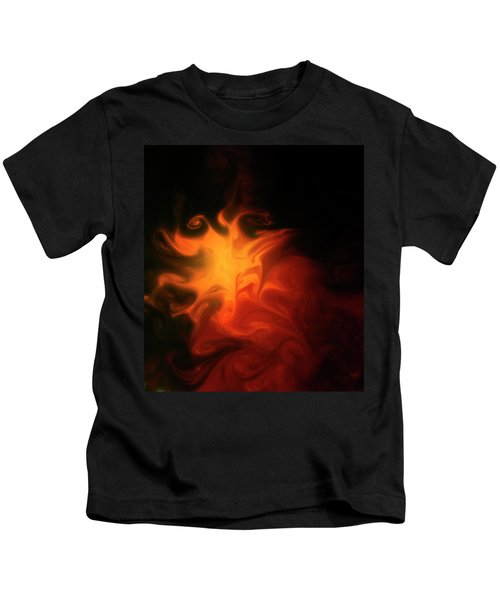 A Burning Passion Kids T-Shirt