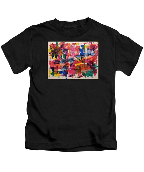 A Busy Life Kids T-Shirt